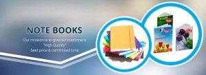 Simla Calendars manufacturer Notebooks.